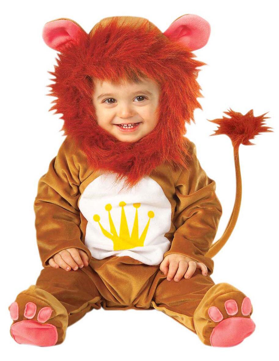 VegaooParty Déguisement lion bébé - Taille: 12-18 mois (92 cm)
