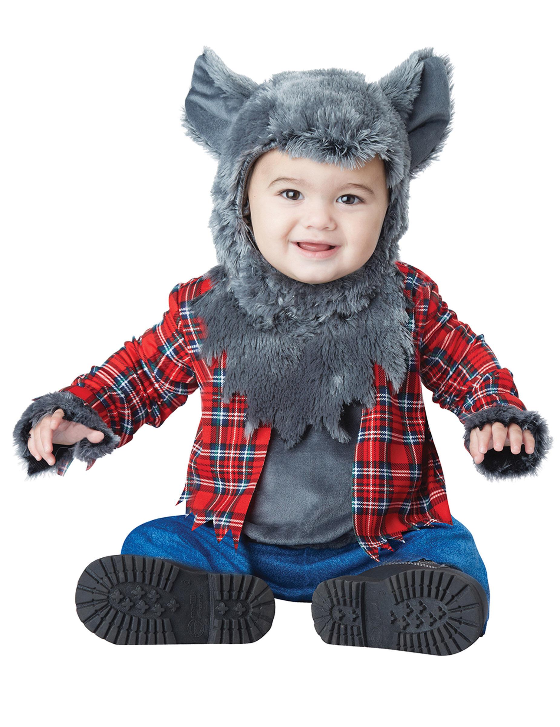 VegaooParty Déguisement loup garou bébé - Taille: 12-18 mois (81cm)