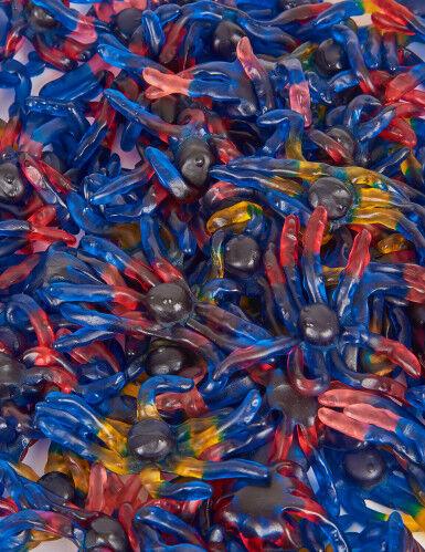 VegaooParty Sachet bonbons araignées 1 kg Taille Unique
