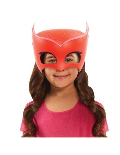 VegaooParty Masque en plastique moulé Bibou Pyjamasques enfant 4 à 6 ans