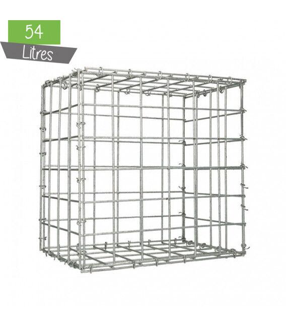 Gabion Décor Cube 30 x 60 cm