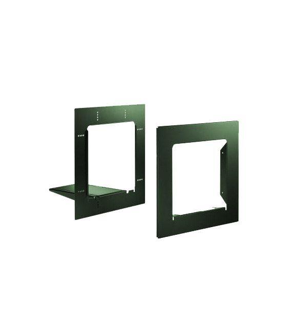Cadre d'Encastrement Boite aux Lettres - Couleur - Vert 6005
