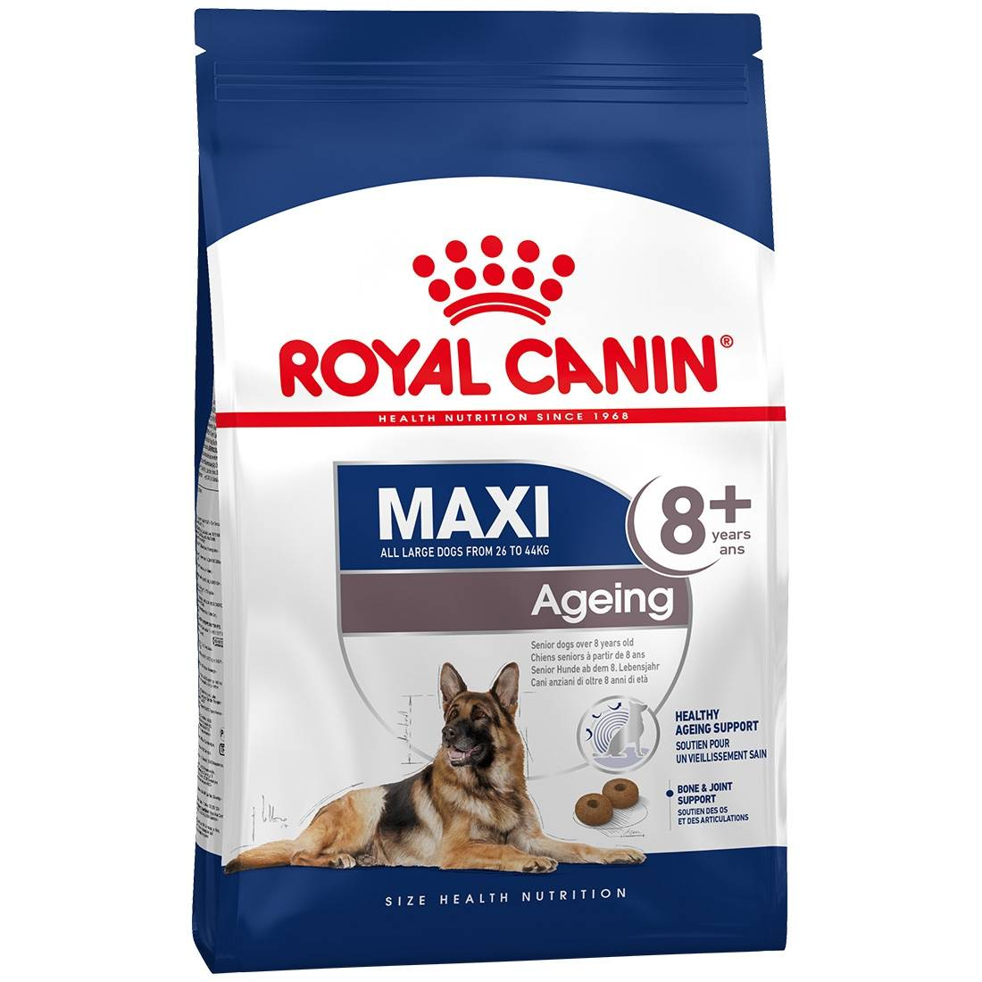 Royal Canin Maxi Ageing 8+ Contenance : 15 kg
