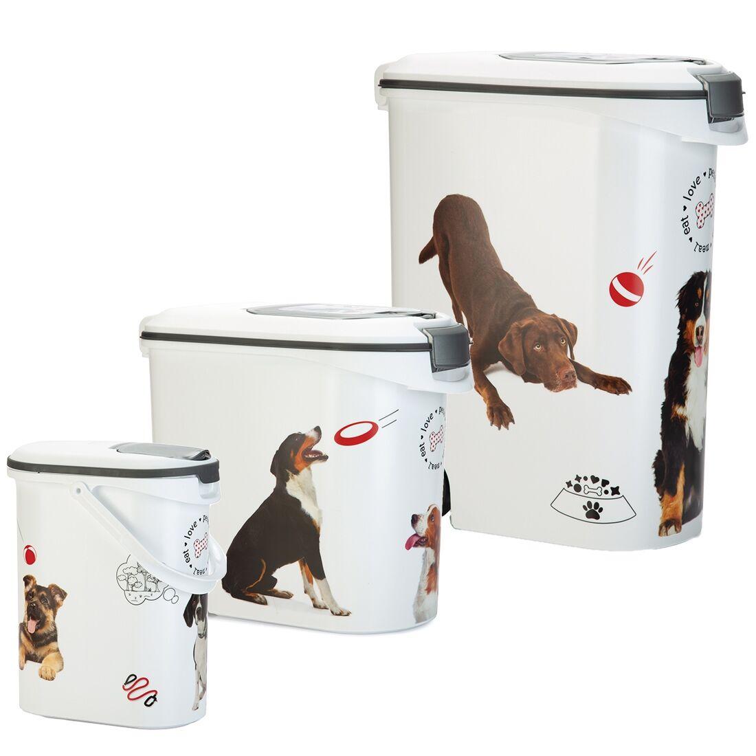 Curver Container à croquettes chien CURVER Contenance : 10 litres