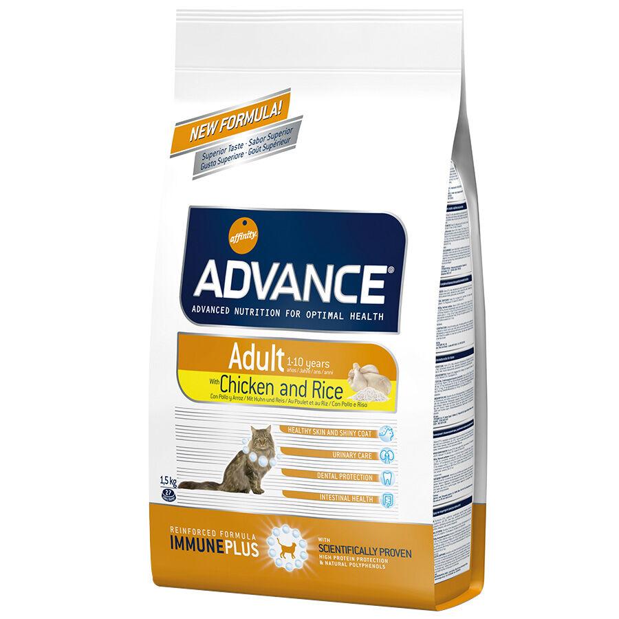 Advance Croquettes chat ADVANCE Adult Chicken Contenance : 15 kg