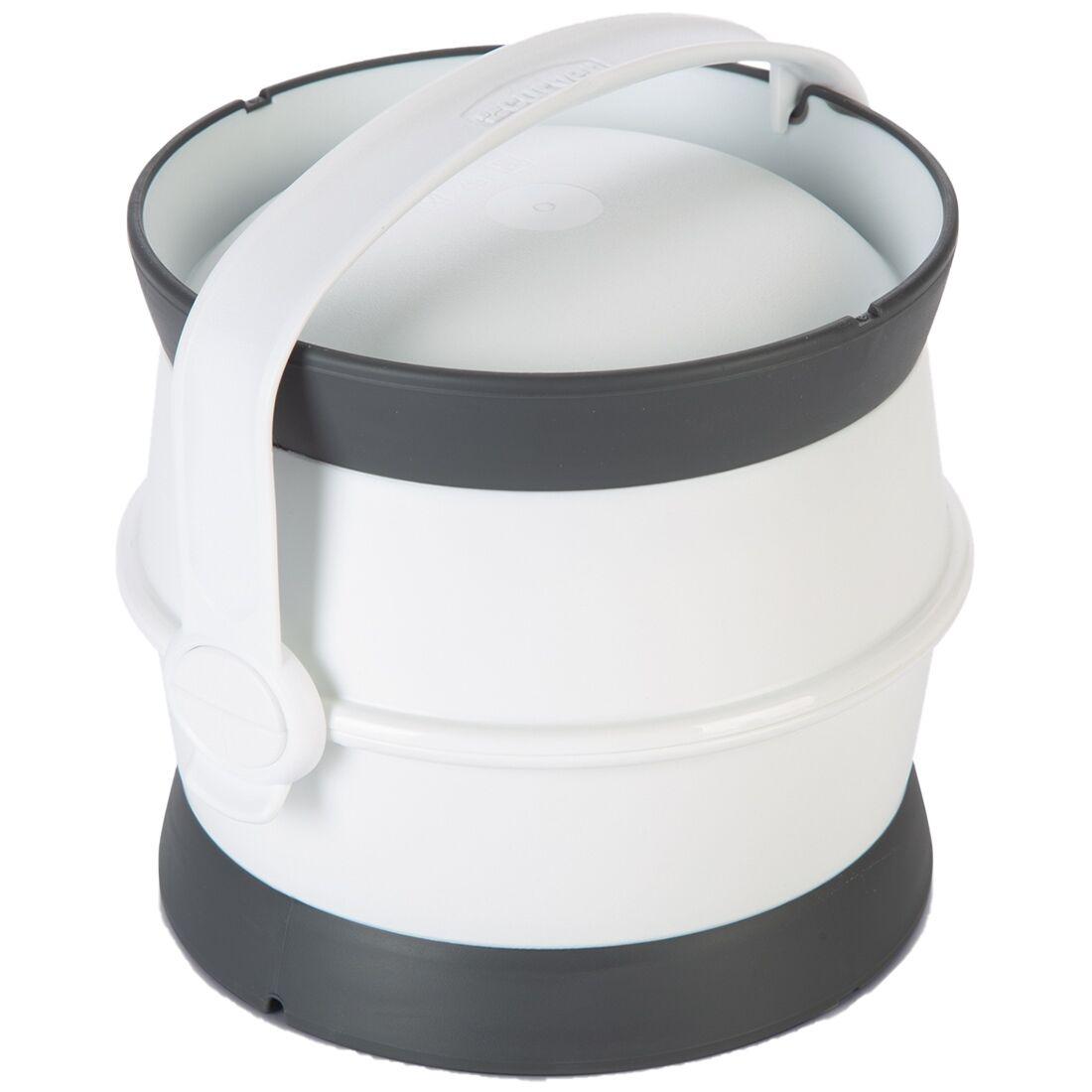 Curver Kit de voyage pour chien et chat CURVER Couleur : Blanc / Anthracite