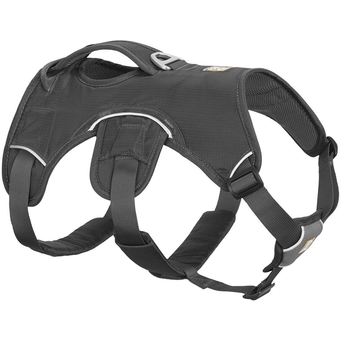Ruffwear Harnais pour chien Ruffwear Web Master gris Taille : XS