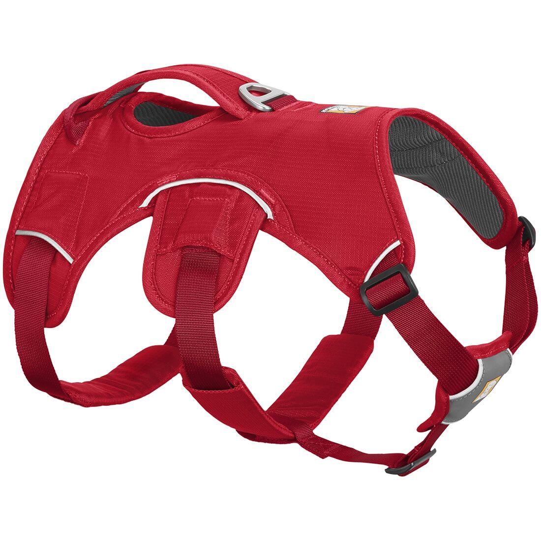 Ruffwear Harnais pour chien Ruffwear Web Master rouge Taille : S