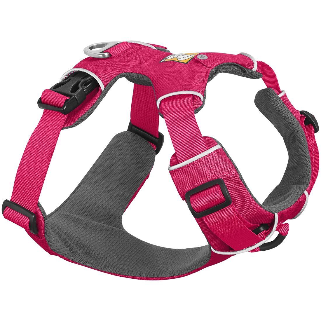 Ruffwear Harnais pour chien Ruffwear Front Range rose Taille : XXS