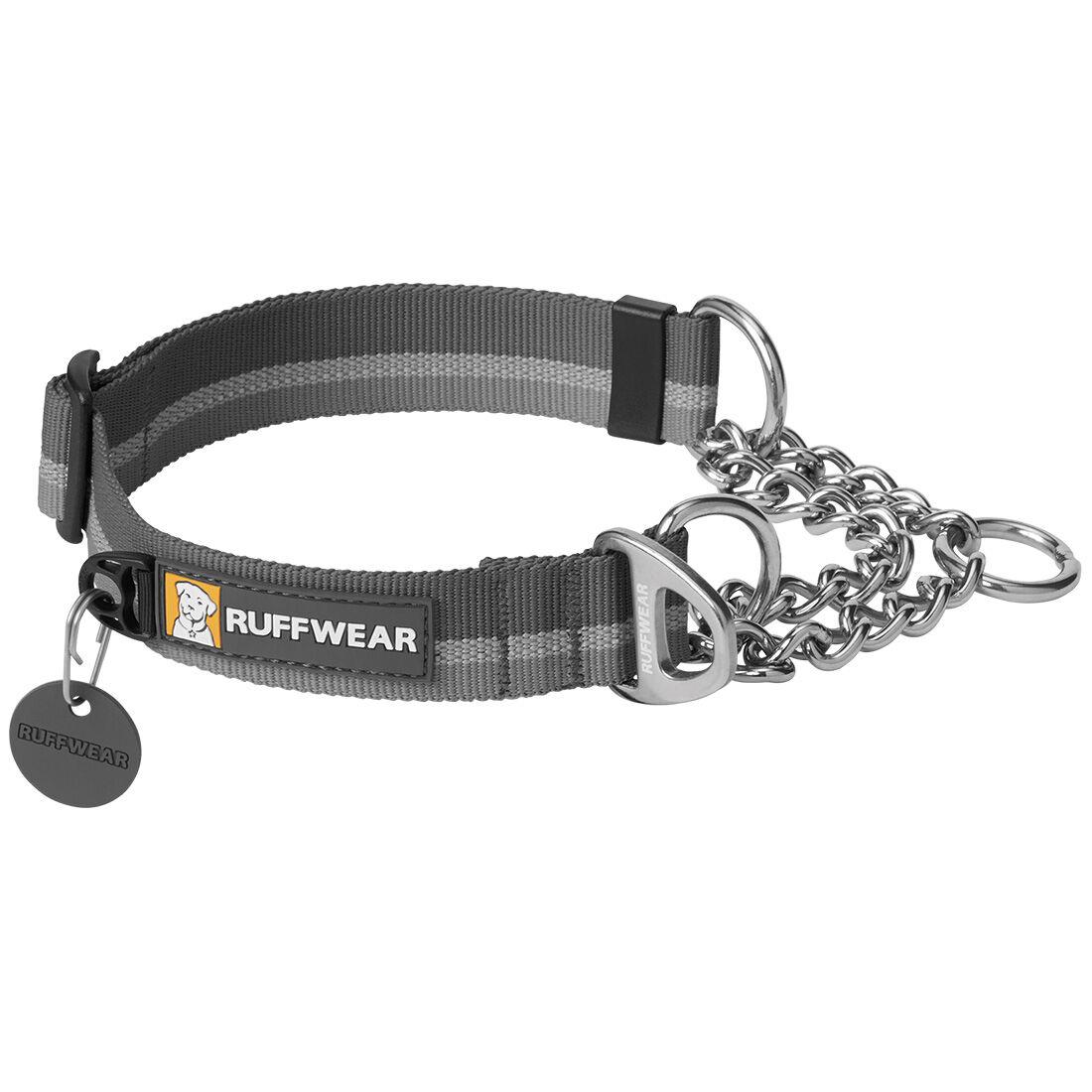 Ruffwear Collier pour chien Ruffwear Chain Reaction gris Taille : M