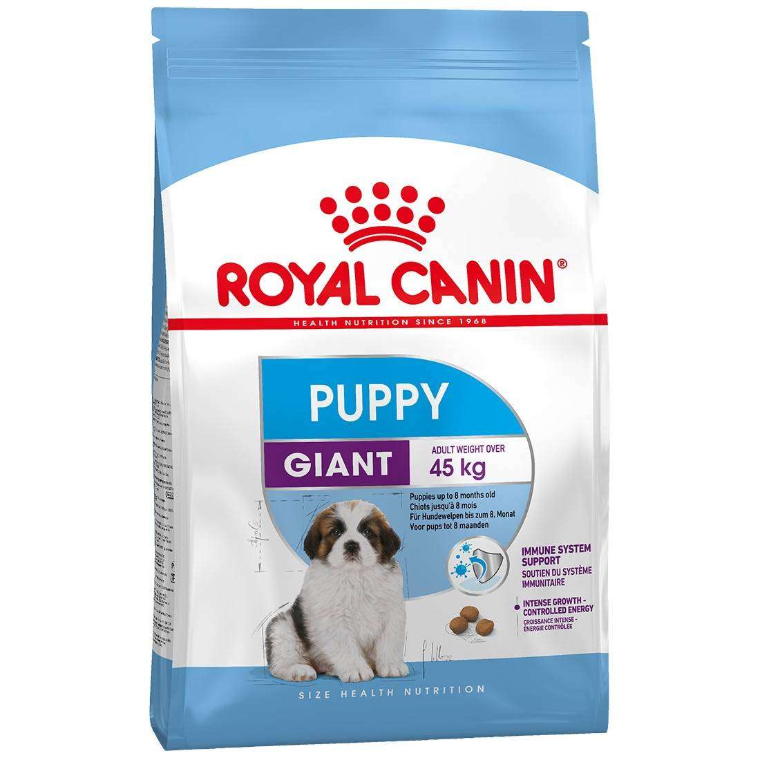 Royal Canin Giant Puppy Contenance : 3,5 kg