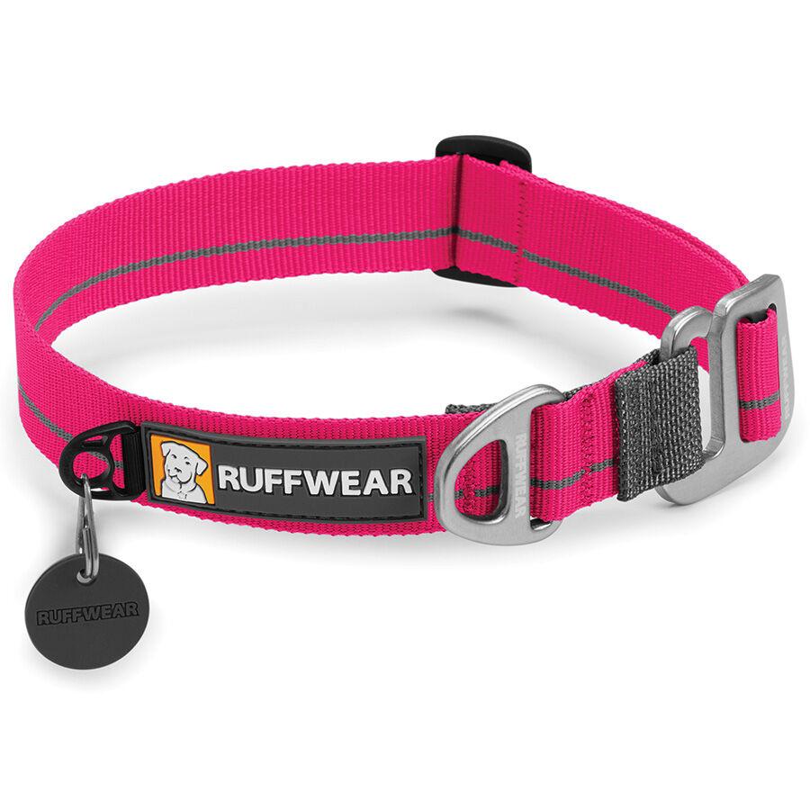 Ruffwear Collier pour chien Ruffwear Crag rose Taille : M