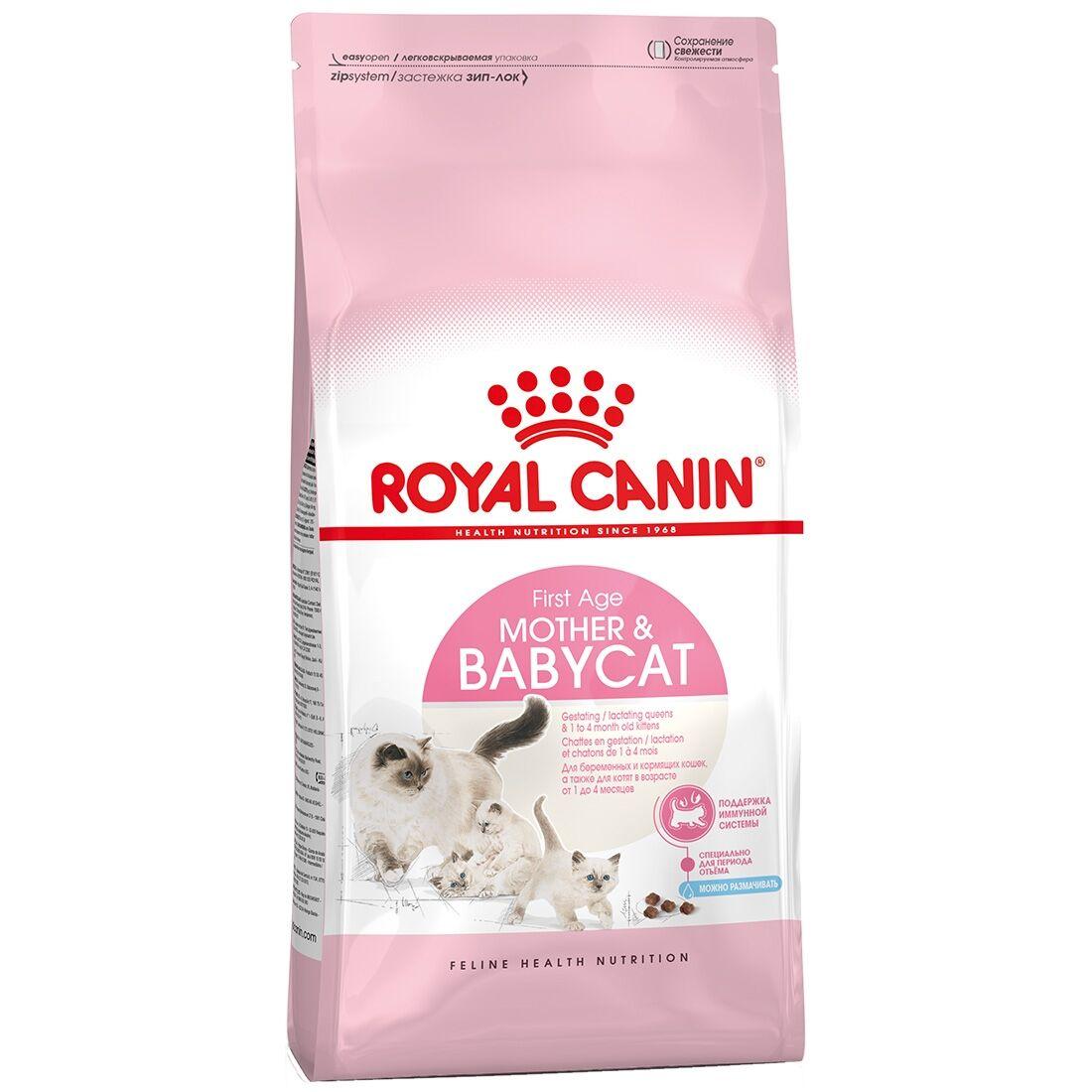Royal Canin Croissance Babycat 34 Contenance : 4 kg