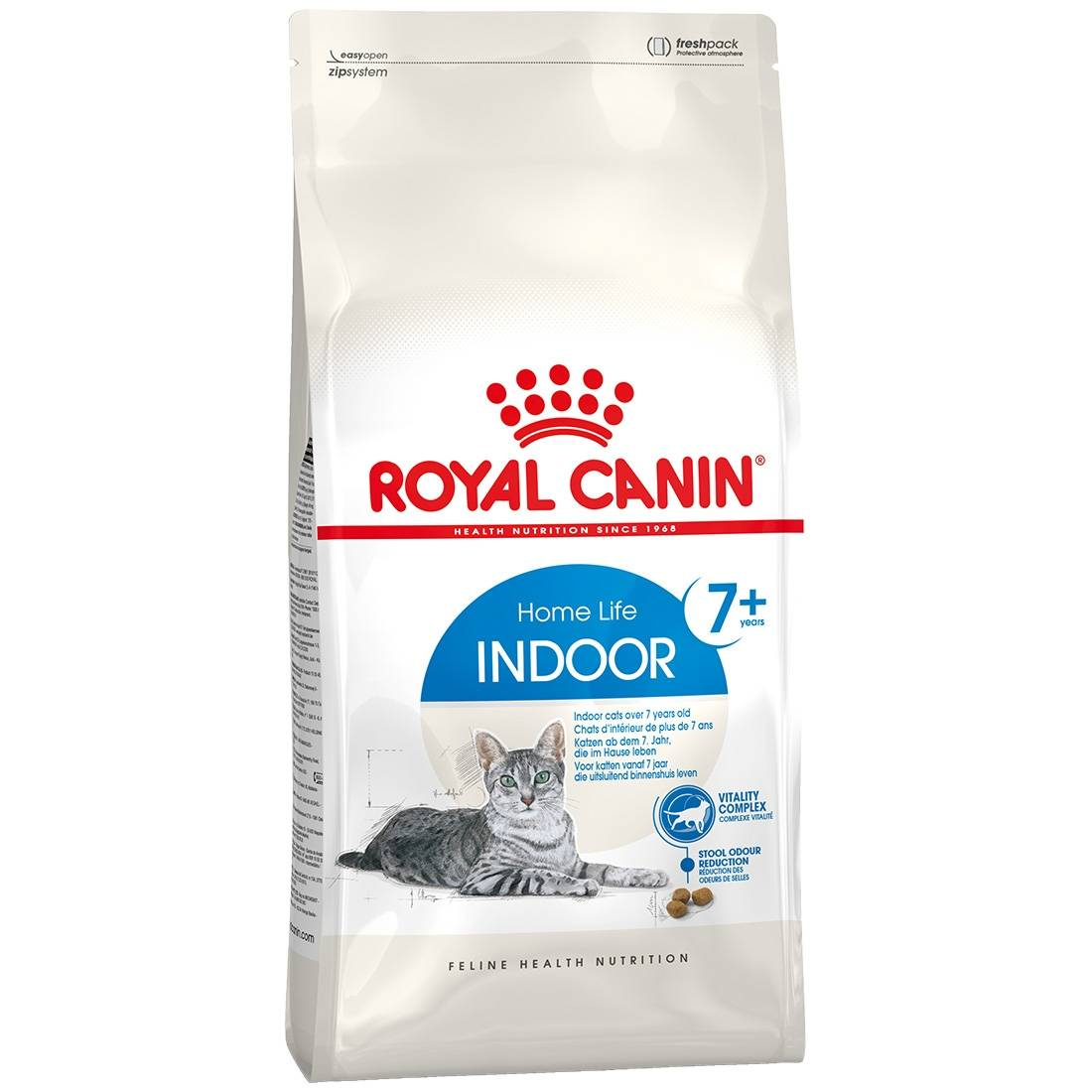 Royal Canin Indoor +7 Contenance : 1,5 kg