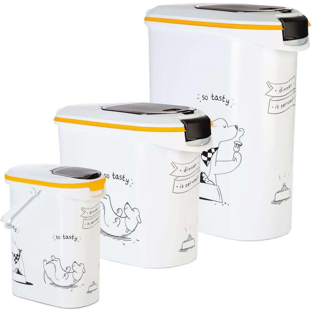 Curver Container à croquettes chien CURVER Contenance : 35 litres