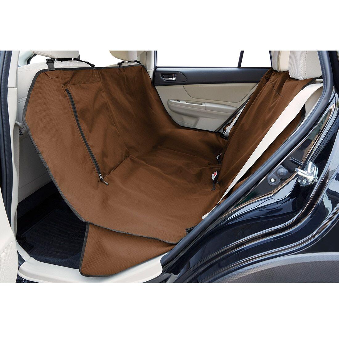 Ruffwear Couverture de protection pour siège de voiture Ruffwear Dirtbag marron