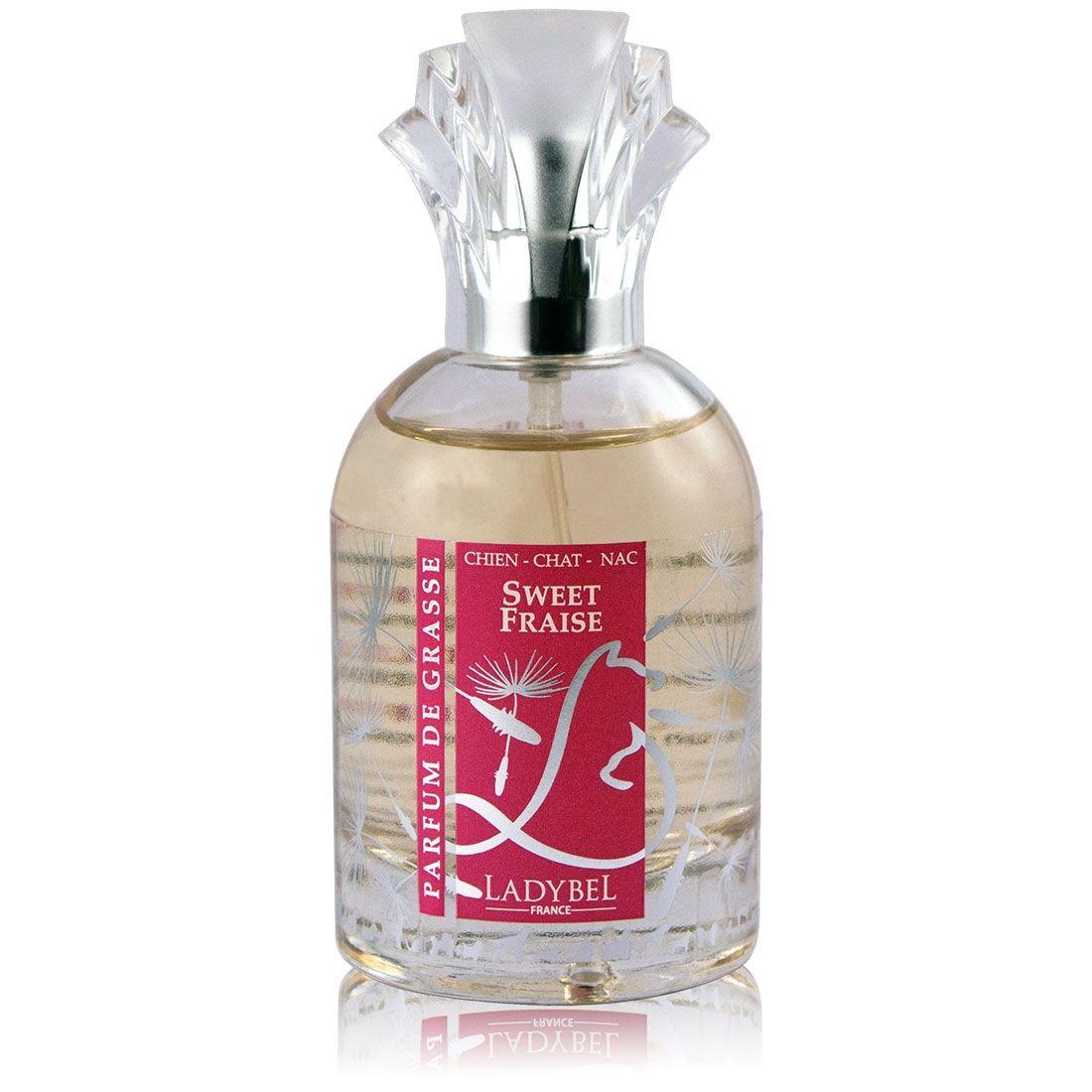 Ladybel Parfum Ladybel Sweet Odor Fraise Contenance : 50 ml
