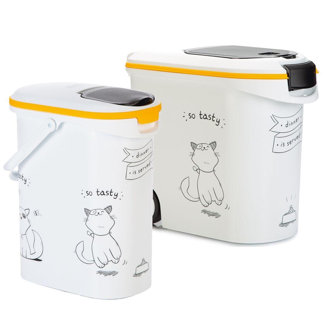 Curver Container à croquettes chat CURVER Contenance : 35 litres