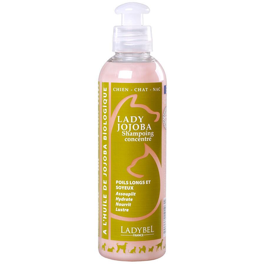 Ladybel Shampooing Ladybel Lady Jojoba Contenance : 400 ml