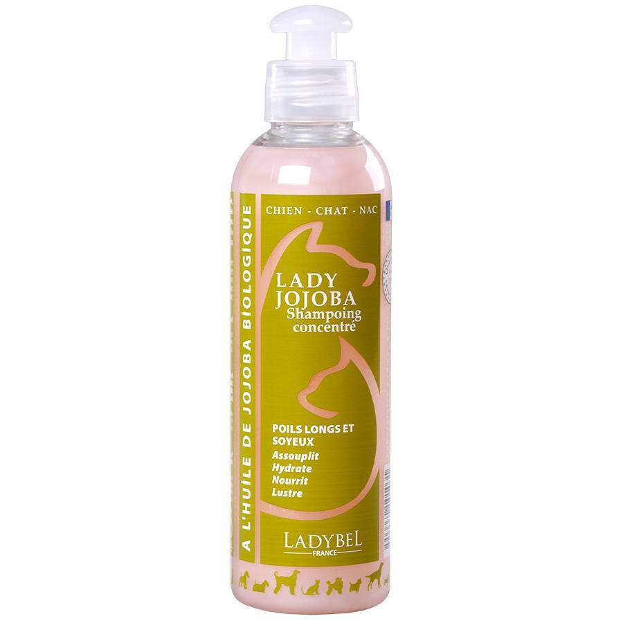 Ladybel Shampooing Ladybel Lady Jojoba Contenance : 200 ml