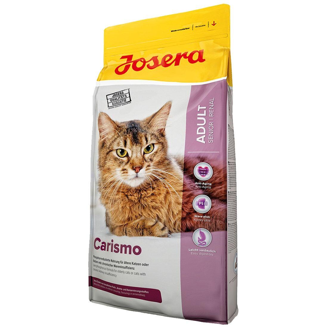 Josera Croquettes chat Josera Carismo Contenance : 10 kg