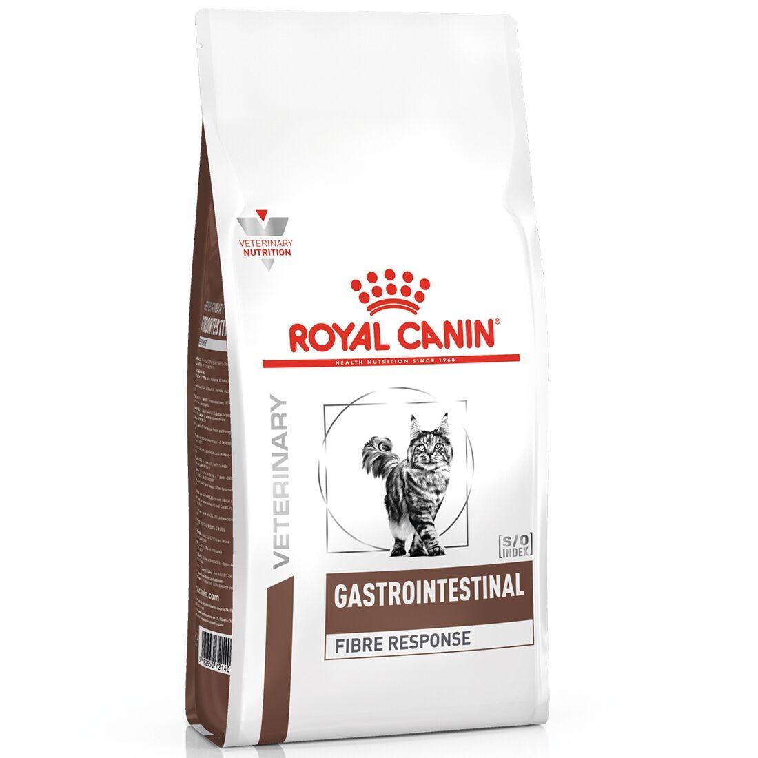 Royal Canin Veterinary Diet Chat Fibre Response Contenance : 4 kg
