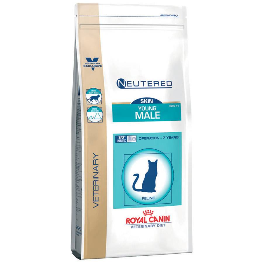 Royal Canin Veterinary Royal Canin Vet Early Care Skin Young Male SWS 41 Contenance : 3,5 kg