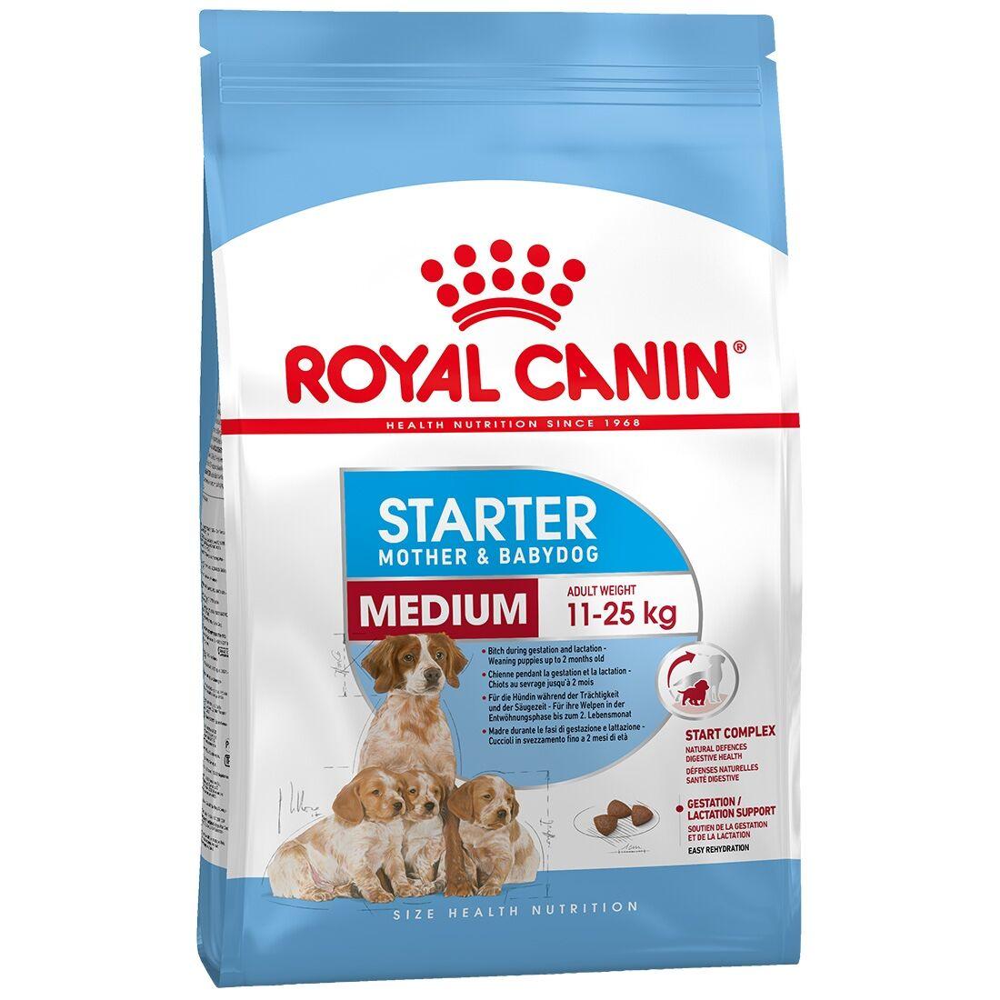 Royal Canin Medium Starter Contenance : 1 kg