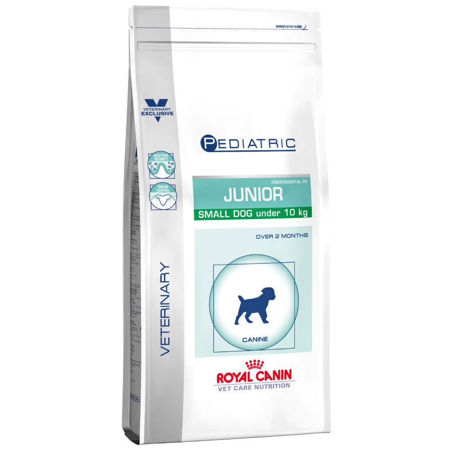 Royal Canin Veterinary Royal Canin Vet Care Nutrition Digest & Dental Junior Small Dog 29 Contenance : 4 kg