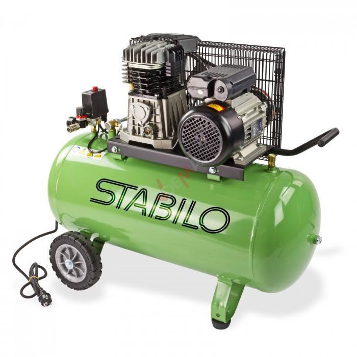 Dema Compresseur 100 l bi-cylindre 450/10/100 - 230 V