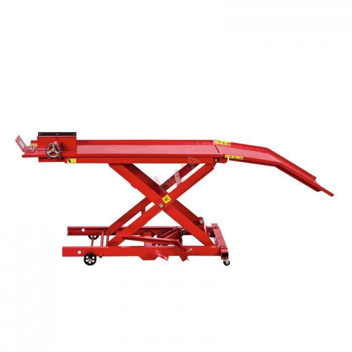 Dema Pont élévateur moto de petite cylindrée/scooter - Table 1400 mm