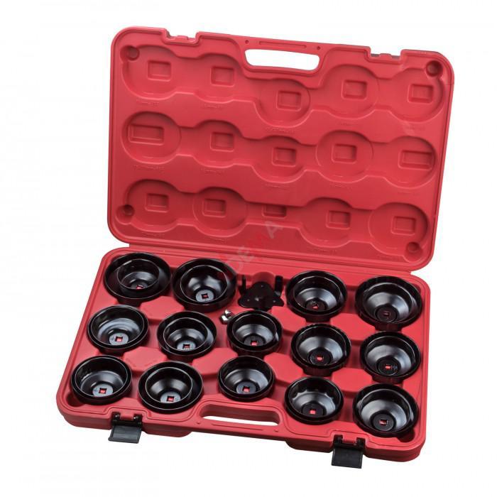 Dema Cloches filtres à huile professionnel - 30 pièces