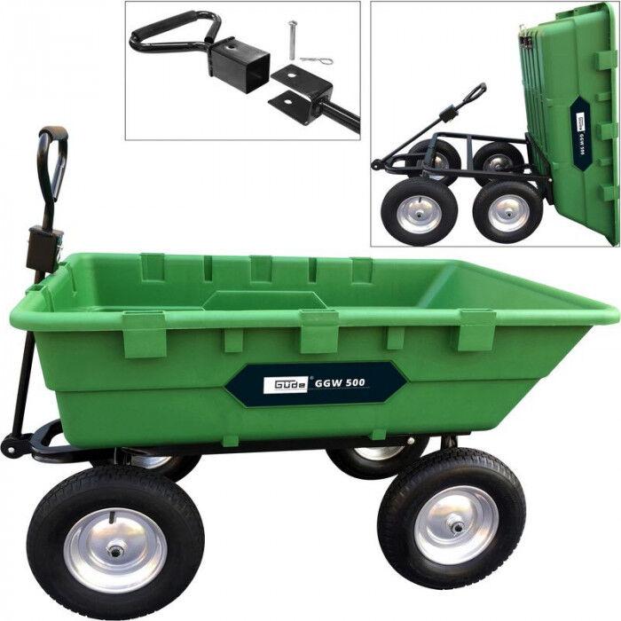 Guede Chariot de jardin à main benne basculante - GGW 500