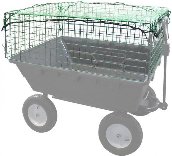 Guede Parois grillagées avec filet pour chariot de jardin basculant G94315