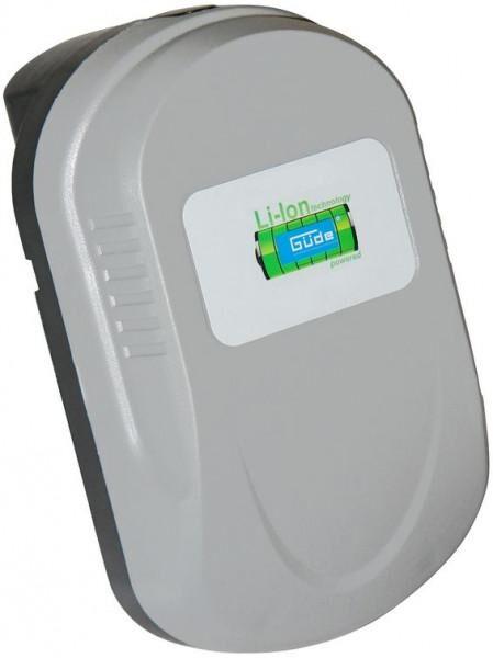 Guede Batterie de remplacement à accu LI-ION 18 V-1,3 AH - gris
