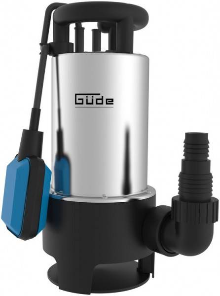 Guede Pompe immergée inox pour eaux sales / chargées GS 1103 PI