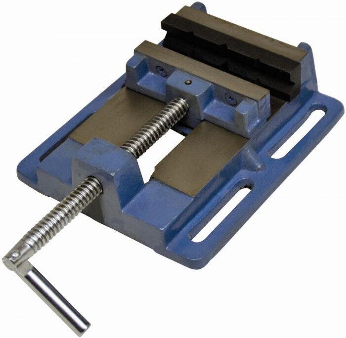 Guede Etau pour perceuse à colonne mâchoires acier 150 mm ouverture 125 mm
