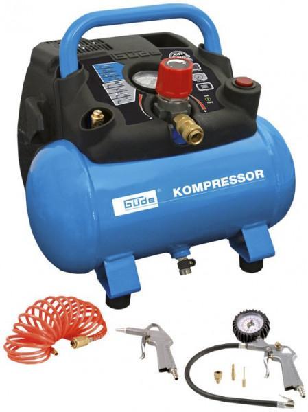 Guede Compresseur portable AIRPOWER sans huile réservoir de 6l. 190/08/6