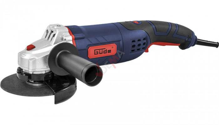Guede Meuleuse d'angle WS 125 - 1150 W