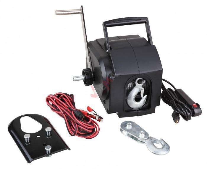 Guede Treuil électrique 1200 / 12 V