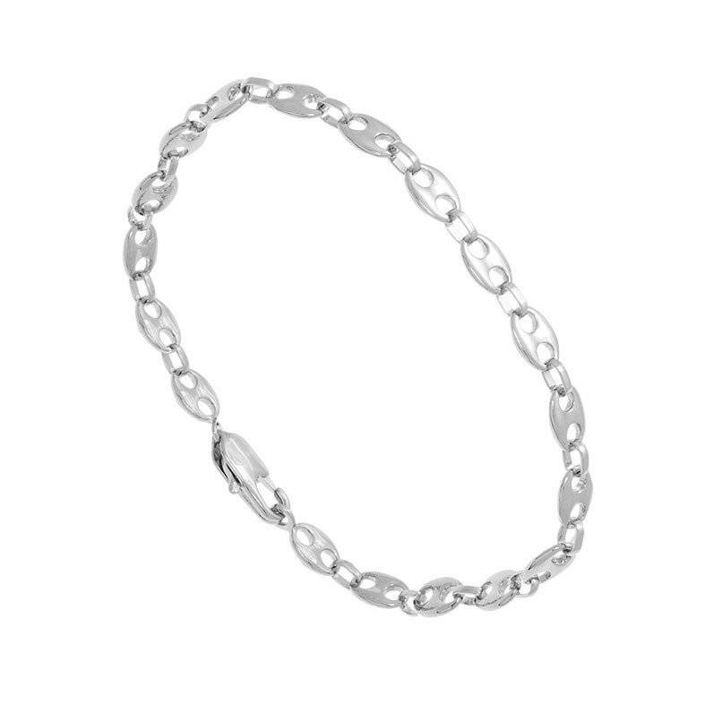 By Jollia Bracelet grains de café (argent), By Jollia By Jollia