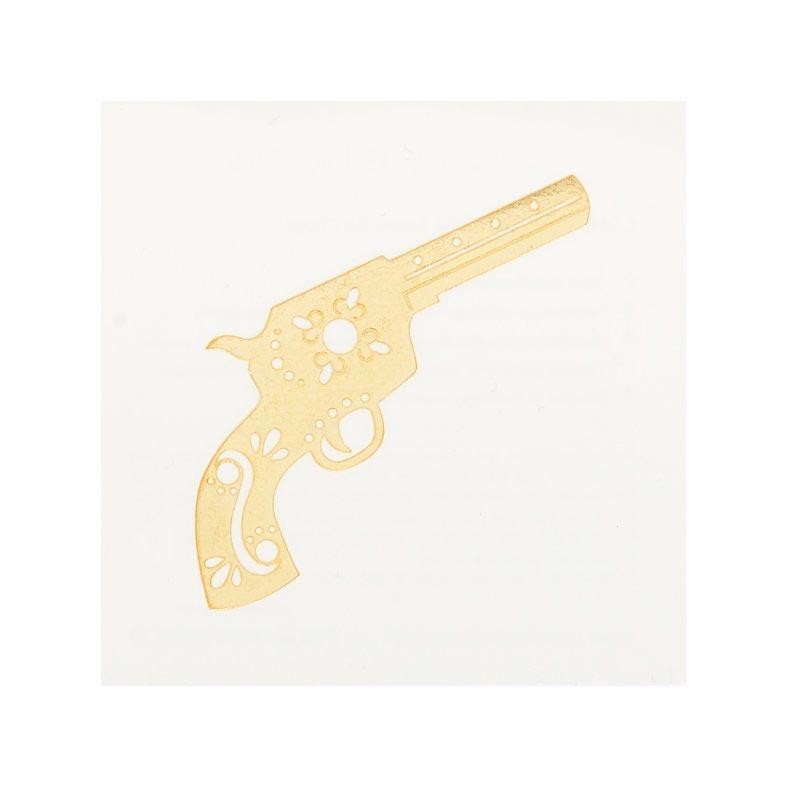 Jollia Tatouage éphémère Gun - Caroline Najman