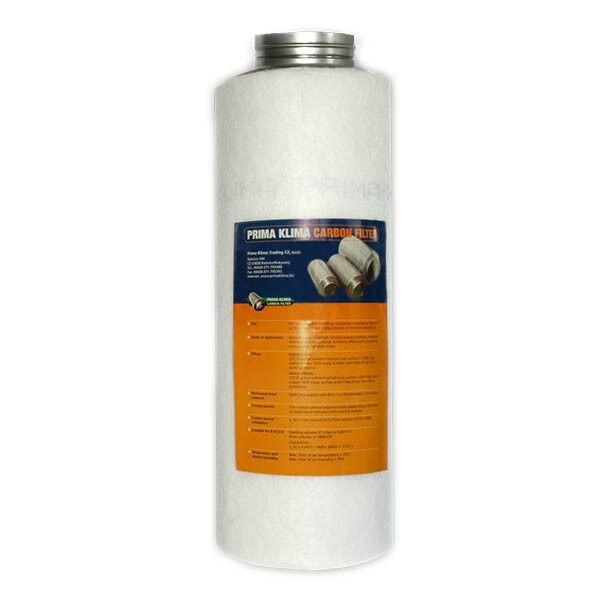 """Prima Klima"" ""Prima Klima - Filtre a charbon K1615 315/1250 2800 m³/h flange Ø315 , filtre à charbon actif , filtre les odeurs"""