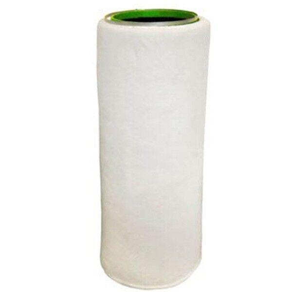 """""""GREEN FILTER"""" """"Filtre à charbon actifs souple et léger Green Filter - Filtre 250mm 2000m³/h CH19 DOUBLE COUCHE"""""""