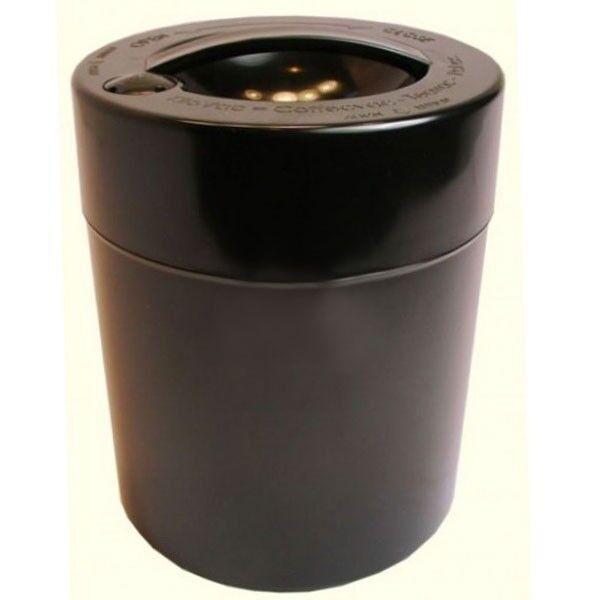 """Tightpac Europe"" ""Boîte de conservation TightPac KiloVac 3,8 L noire opaque"""
