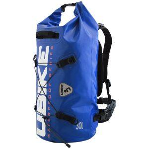 UBIKE Cylinder Bag 30 L Bleu - Publicité