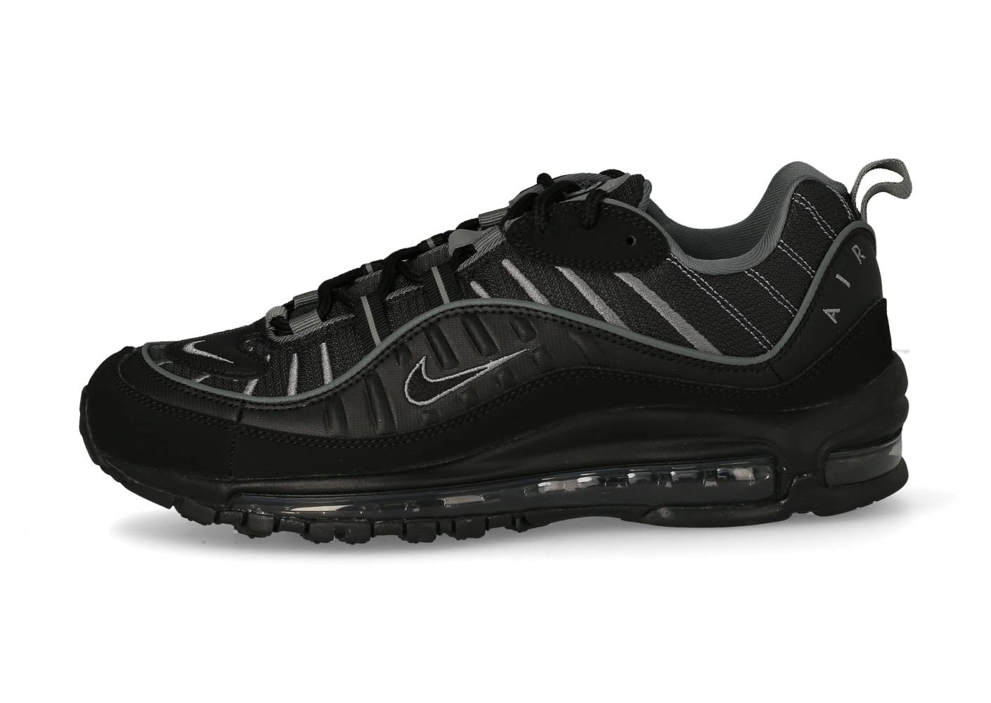 Nike Homme Air Max 98 Noir Anthracite Running 42