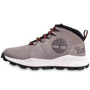 Timberland Homme Brooklyn Grise Baskets 42