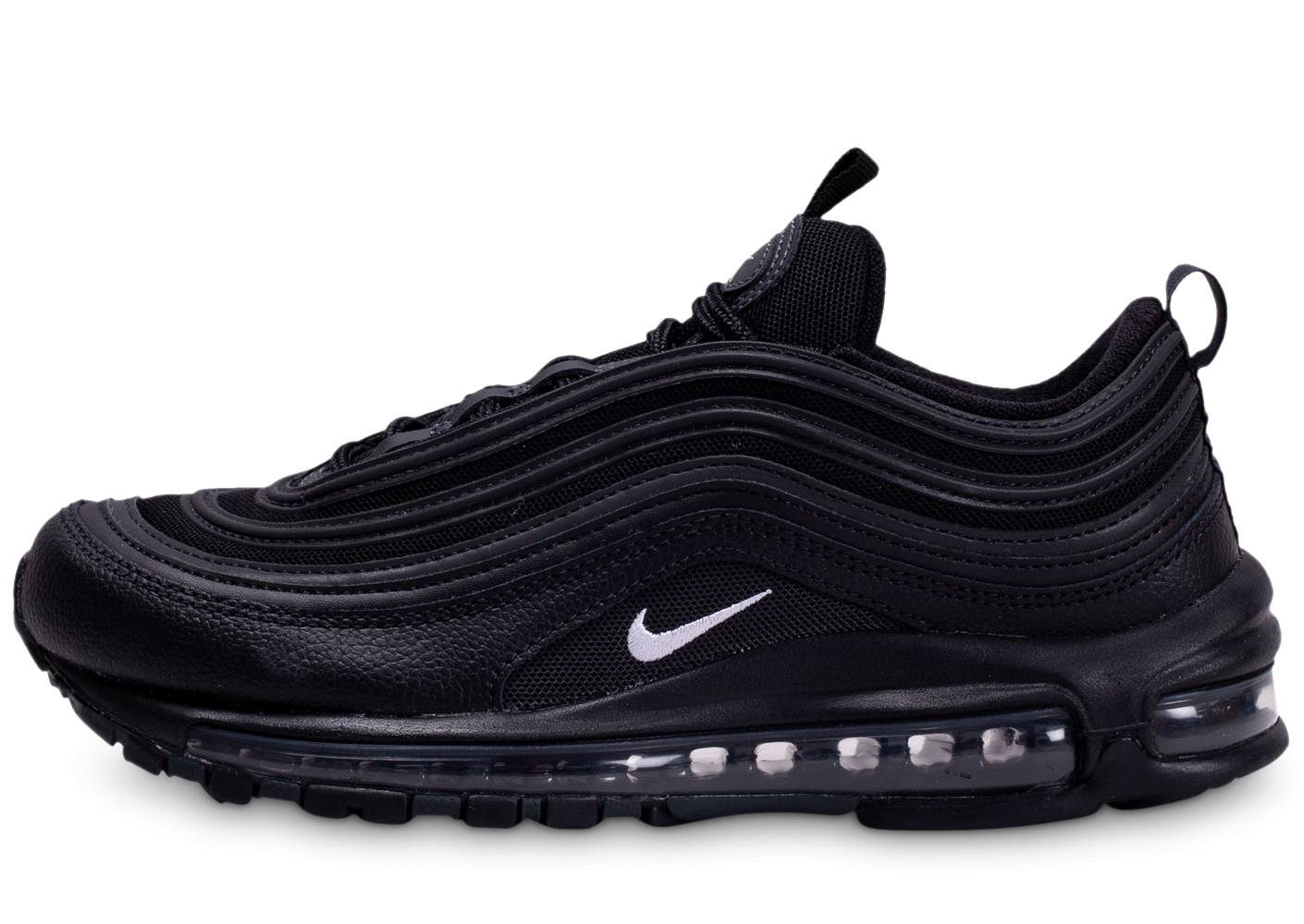 Nike Homme Air Max 97 Noir Anthracite Baskets 42