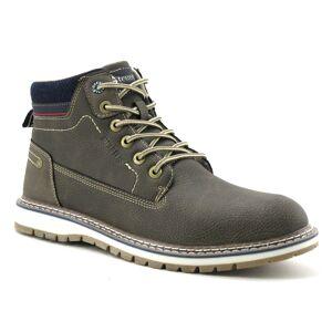 Streeter Boots Homme Streeter - Marron foncé - Point. 40,41,42,43,44,45 - Publicité